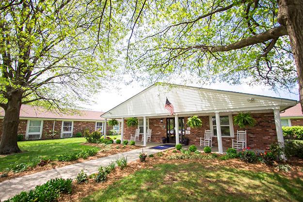 Lexington, Kentucky Nursing and Rehabilitation Facility